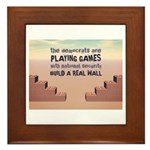 Build A Real Wall Framed Tile