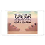 Build A Real Wall Sticker (Rectangle 50 pk)