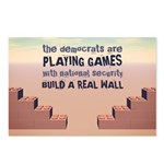 Build A Real Wall Postcards (Package of 8)