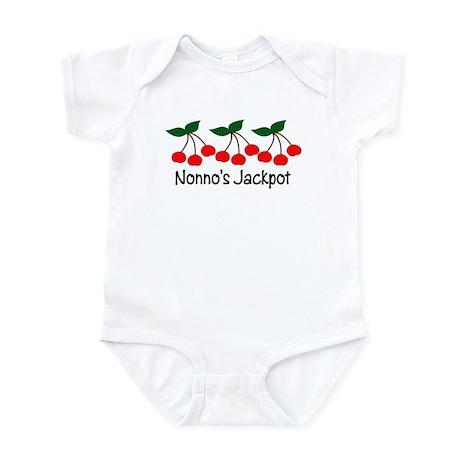 Nonno's Jackpot Baby/Toddler bodysuits