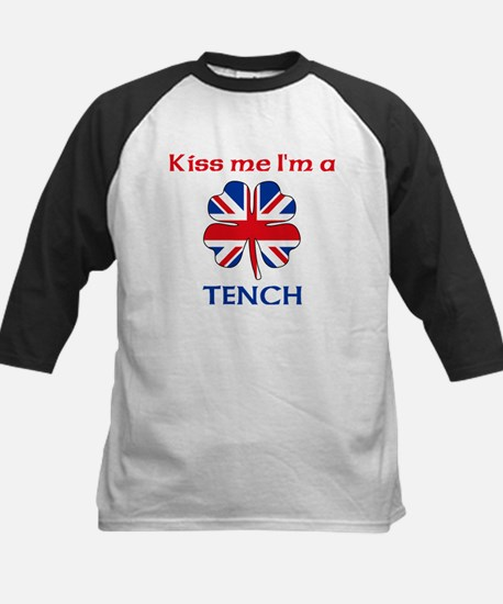 Tench Family Kids Baseball Jersey
