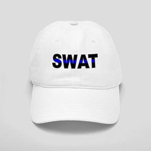 Blue Line SWAT Cap