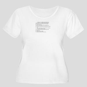 10mst3k Plus Size T-Shirt