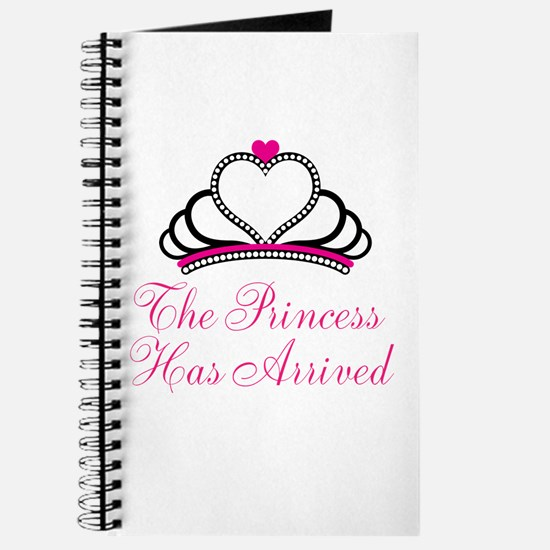 The Princess Has Arrived Journal