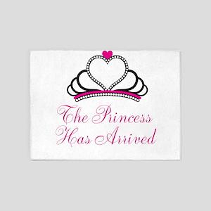 The Princess Has Arrived 5'x7'Area Rug