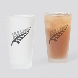 Tattoo silver fern (New Zealand kiwi emblem) Drink