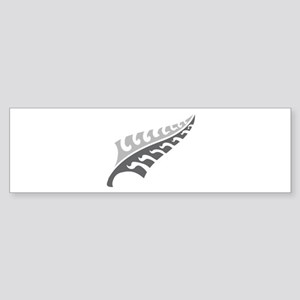 Tattoo silver fern (New Zealand kiwi emblem) Bumpe