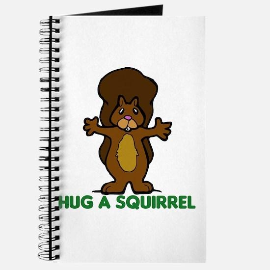 Hug a Squirrel Journal