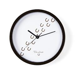 Horse Theme Design #66000 Wall Clock