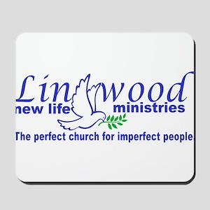 Linwood New Life Ministries Mousepad