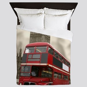 DOUBLE DECKER Queen Duvet