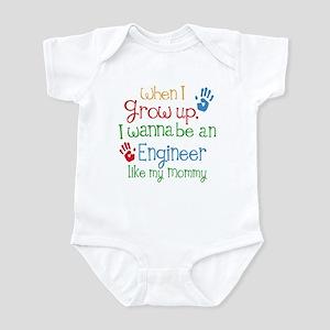 Engineer Like Mommy Infant Bodysuit