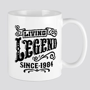 Living Legend Since 1984 Mug