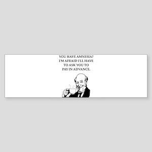 psychology Bumper Sticker