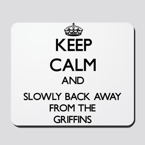 Keep calm and slowly back away from Griffins Mouse