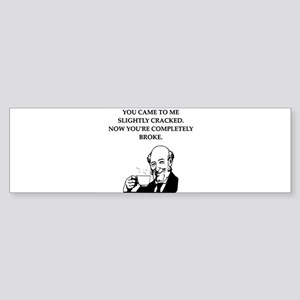 psychology Bumper Sticker