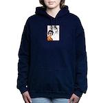 Undressing me Women's Hooded Sweatshirt