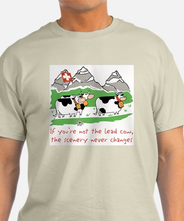 The Lead Cow T-Shirt