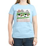 The Lead Cow Women's Light T-Shirt