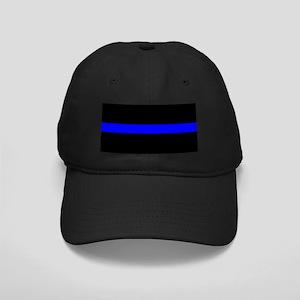 Thin Blue Line Black Cap