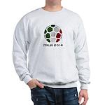 Italy World Cup 2014 Sweatshirt