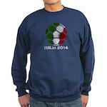 Italy World Cup 2014 Sweatshirt (dark)