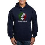 Italy World Cup 2014 Hoodie (dark)