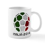 Italy World Cup 2014 Mug