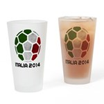 Italy World Cup 2014 Drinking Glass