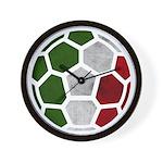 Italy World Cup 2014 Wall Clock