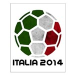 Italy World Cup 2014 Small Poster