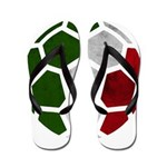 Italy World Cup 2014 Flip Flops