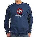 Switzerland World Cup 2014 Sweatshirt (dark)