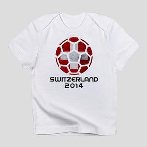 Switzerland World Cup 2014 Infant T-Shirt