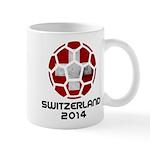 Switzerland World Cup 2014 Mug