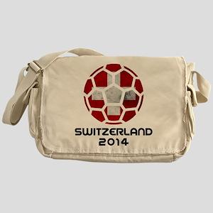 Switzerland World Cup 2014 Messenger Bag