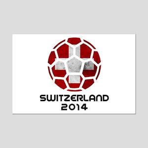 Switzerland World Cup 2014 Mini Poster Print
