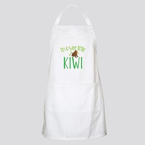 Im a wee little kiwi (New Zealand map) Apron