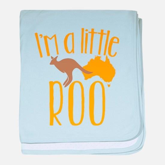 Im a little roo Joey Australian baby cute design b