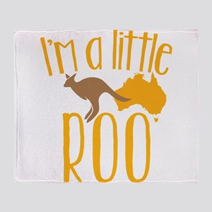 Im a little roo Joey Australian baby cute design T