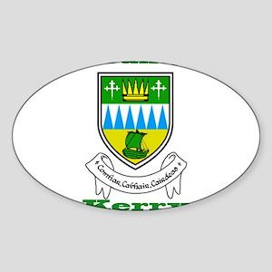 County Kerry COA Sticker
