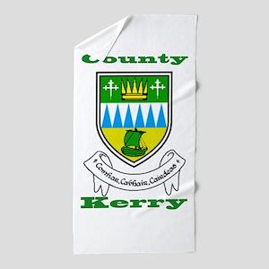 County Kerry COA Beach Towel