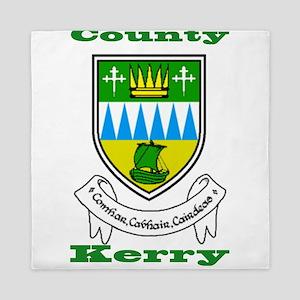 County Kerry COA Queen Duvet