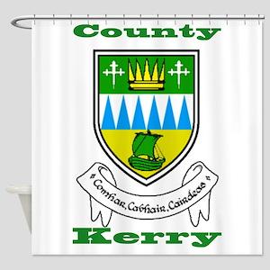 County Kerry COA Shower Curtain