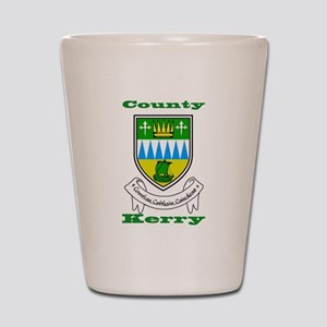 County Kerry COA Shot Glass