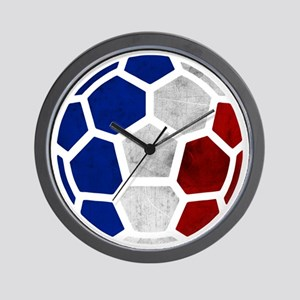 France World Cup 2014 Wall Clock