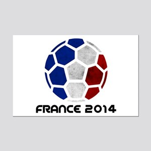 France World Cup 2014 Mini Poster Print