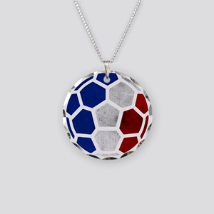 France World Cup 2014 Necklace Circle Charm