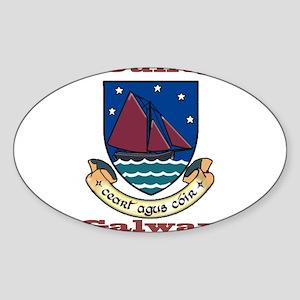 County Galway COA Sticker