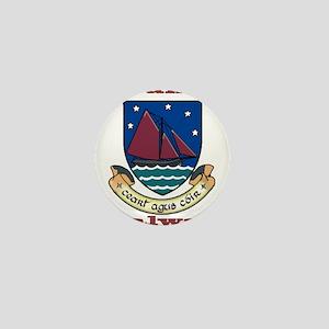 County Galway COA Mini Button